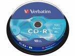 CD-R Verbatim Extra Protection на шпинделе 10шт