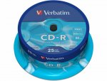 CD-R Verbatim Extra Protection на шпинделе 25шт